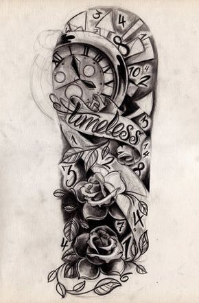 half sleeve tattoo designs. Custom Tattoos & Made to Order Tattoo Designs  BAD ASS