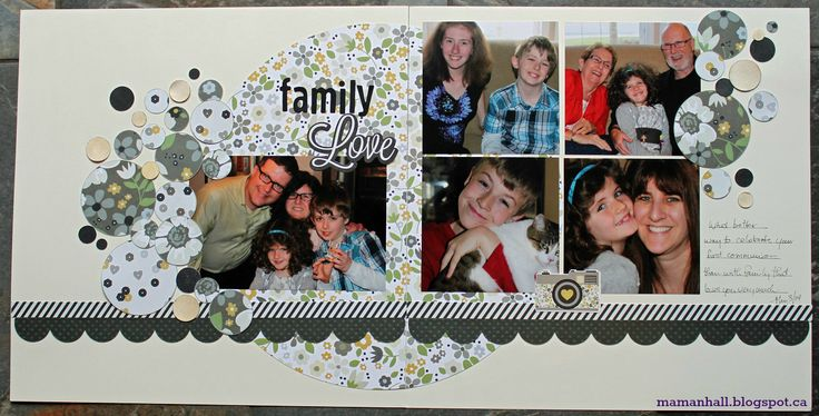 A wedding collection on a first communion layout