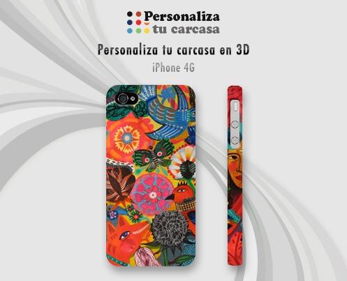 Personaliza tu carcasa en 3D, para iPhone, Samsung, Blackberry, HTC o Sony Ericsson.  www.personalizatucarcasa.com