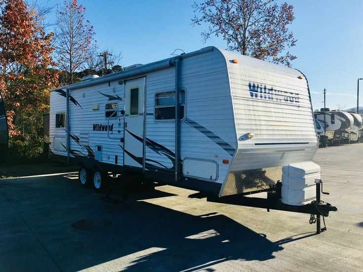 2008 Forest River Wildwood 26TBSS For Sale
