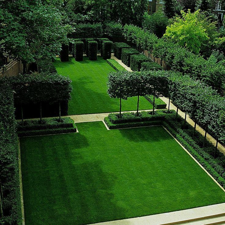 Formal Garden Design, Garden