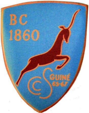 Batalhão de Caçadores 1860 Guiné 1965/1967