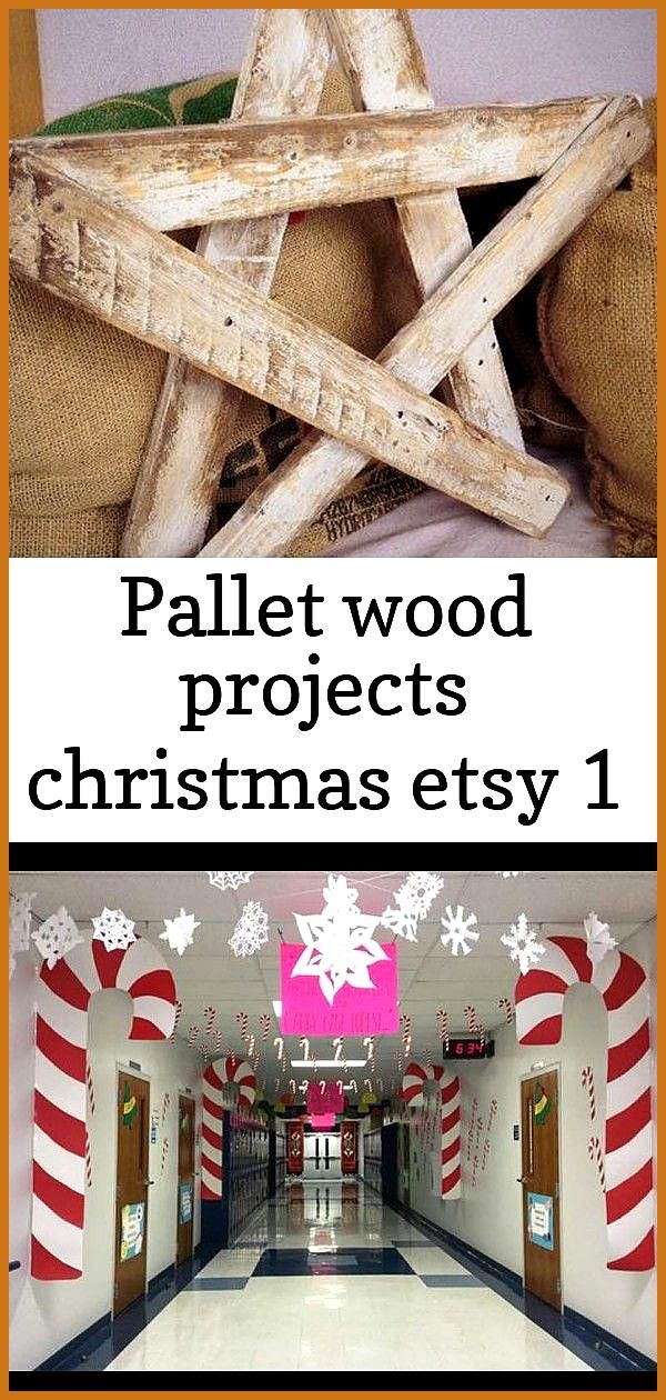 Pallet wood projects christmas etsy 1- #cedarwoodprojects ...