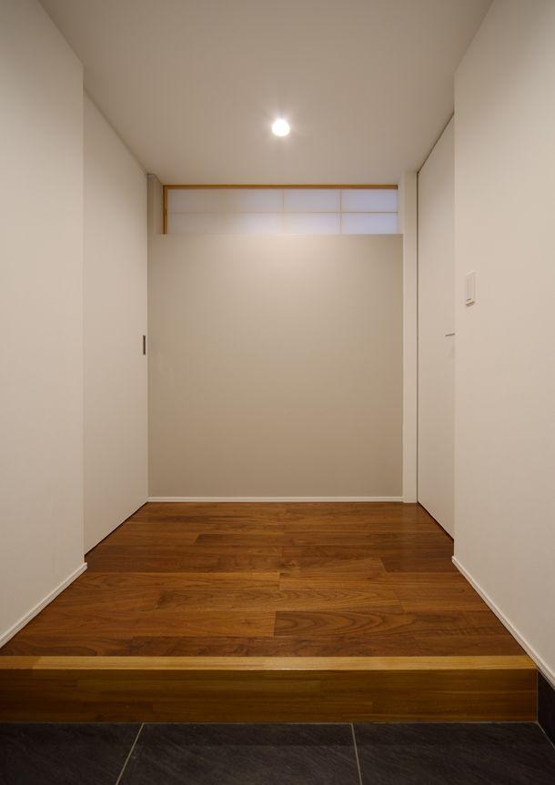 Rステップ(階段)の家・間取り(千葉県千葉市) | 注文住宅なら建築設計事務所 フリーダムアーキテクツデザイン