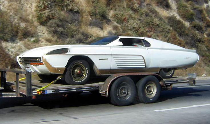 Old custom car weird cars super cars concept cars
