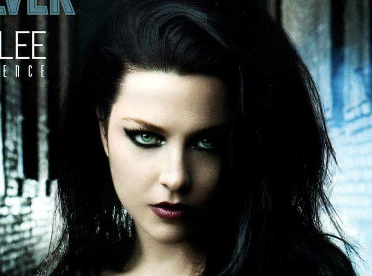 Testosterona Feminina: Inspiração do dia: Maquiagem (Amy Lee na capa da Revolver)