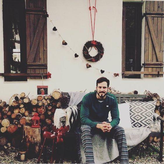 Salutări din culisele photo session-ului pentru noua colecție de pijamale de toamnă - iarnă. 👀📸