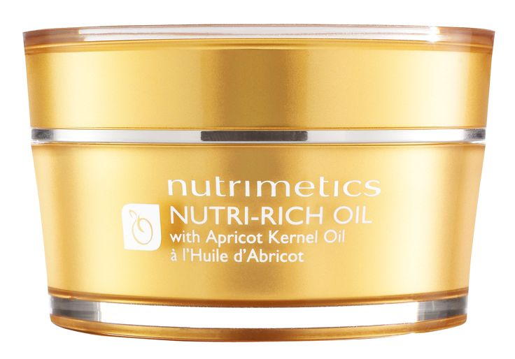 The classic Nutri-Rich Oil will keep your skin glowing for the party season! #nutrisummer