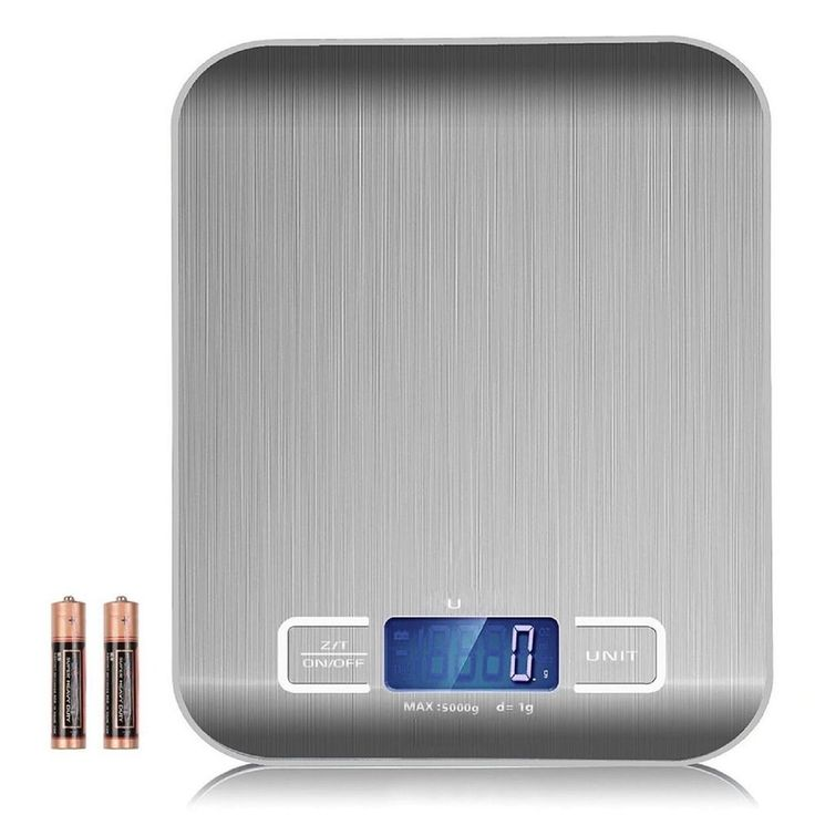 Digital Kitchen Weight Scale 5KG/1G 11lbs LCD Electronic Diet Food Device