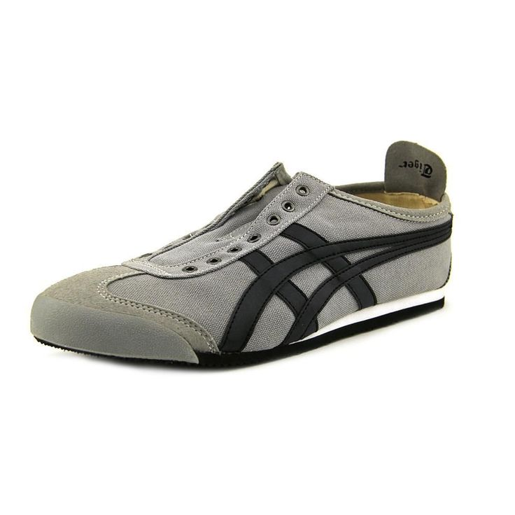 Onitsuka Tiger by Asics Mexico 66 Slip-On Textile Sneakers Shoes