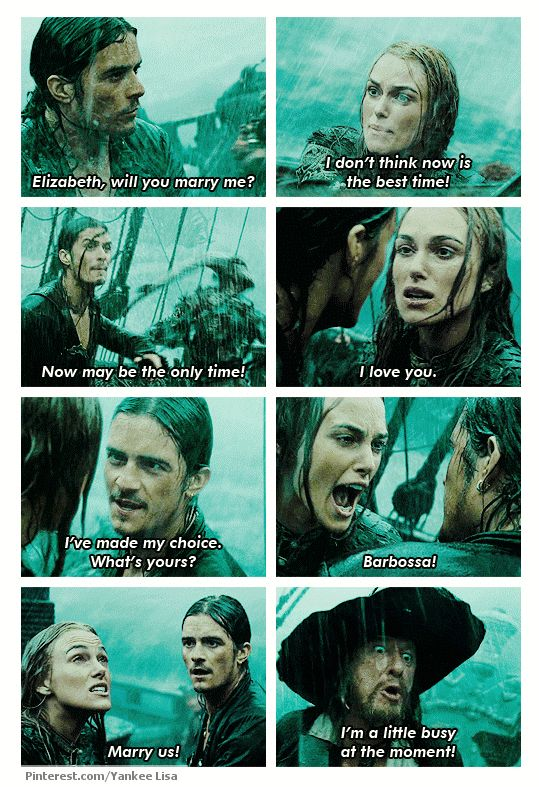 Pirates of the Caribbean: At World's End.... Yea this seen ...