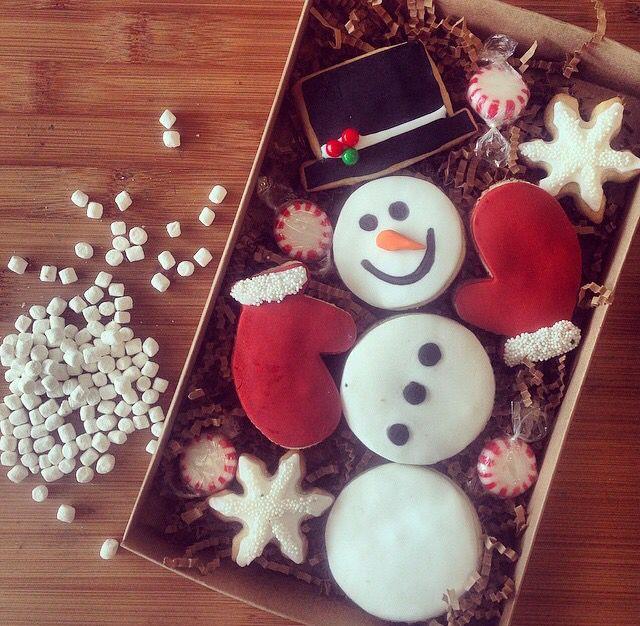 Cookie packaging.                                                       …