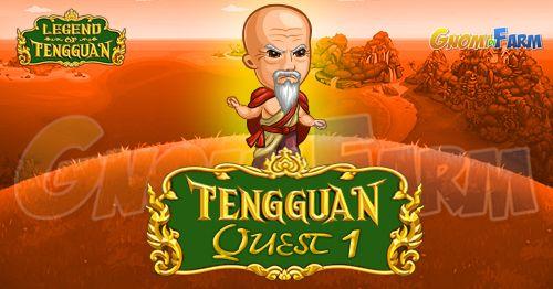 Legend of Tengguan Quest #1 tempo stimato per la lettura di questo articolo 3 minuti  Inizio previsto per il 17/04/2017 alle ore 13:30 circa Scadenza il 24/04/2017 alle ore 19:00 circa  Finalmente! Il giornoche stavamo aspettando è arrivato! I pianeti sono allineati! La Legendary Tengguan risorgerà portando pace e prosperità nel nostro regno! Il Maestro delle Arti Mistiche Taeng avrà bisogno di un po di assistenza per eseguire i rituali! Ci aiuterai Agricoltore?  Mancano 9 giorni 20 ore 18…
