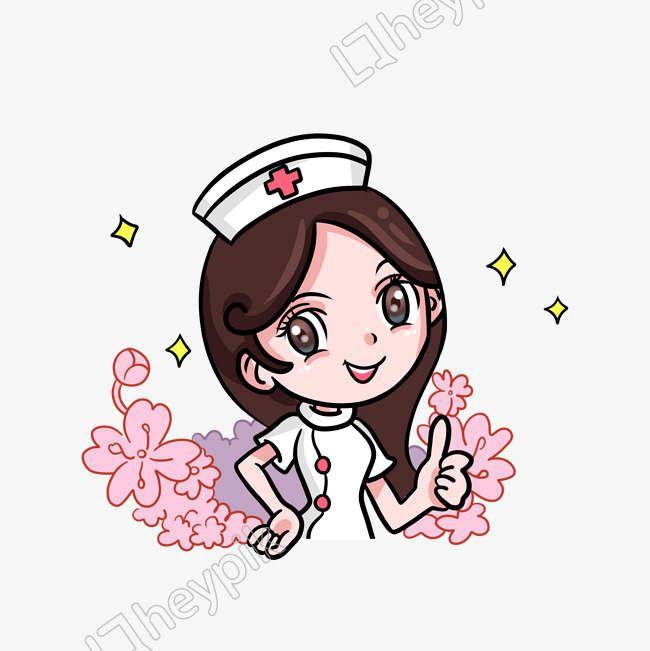 Patron De Dibujos Animados Enfermera Femenina Suave Archivo Png Y Psd Imagenes De Enfermeras Animadas Enfermera Caricatura Enfermeras Animadas