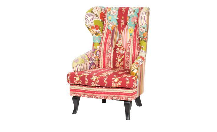 ber ideen zu ohrensessel bunt auf pinterest. Black Bedroom Furniture Sets. Home Design Ideas
