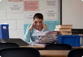 Experienced teachers share quick tips on managing the heavy workload and reducing stress.