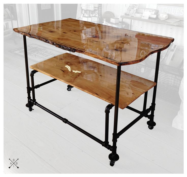 Black Pipe Kitchen Island: 17 Best Images About Industrial Plumbing & Copper Pipe On Pinterest