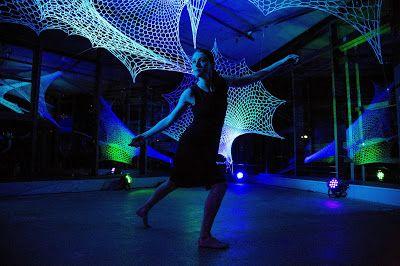 2016 AUSTRALIAN DANCE PARTY/Alison Plevey & Victoria Lees string sculptures. Photo: Lorna Sim