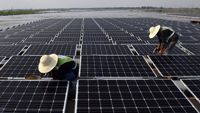 European Commission Refused To Extend Import Duties On Solar Batteries From China With Images Solar Energy Solar Farm Renewable Solar