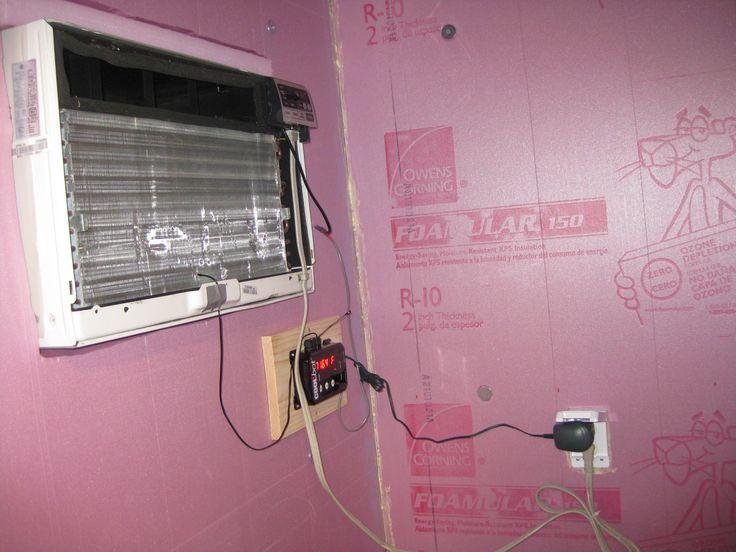 Building a Walk-in Cooler