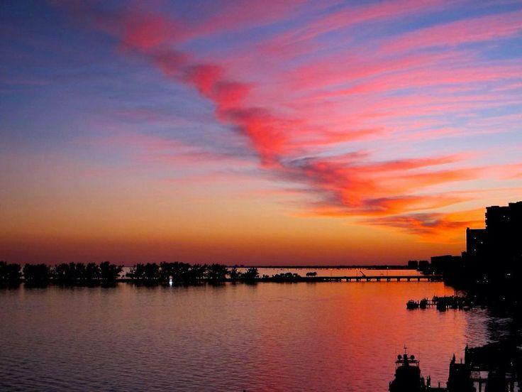Clima meraviglioso, spiagge bellissime, movimentata vita notturna e tramonti indimenticabili! Dove siamo? A #Miami!