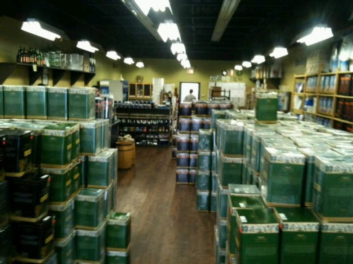 Noble Grape Bayers Lake...ready for our anniversary sale!