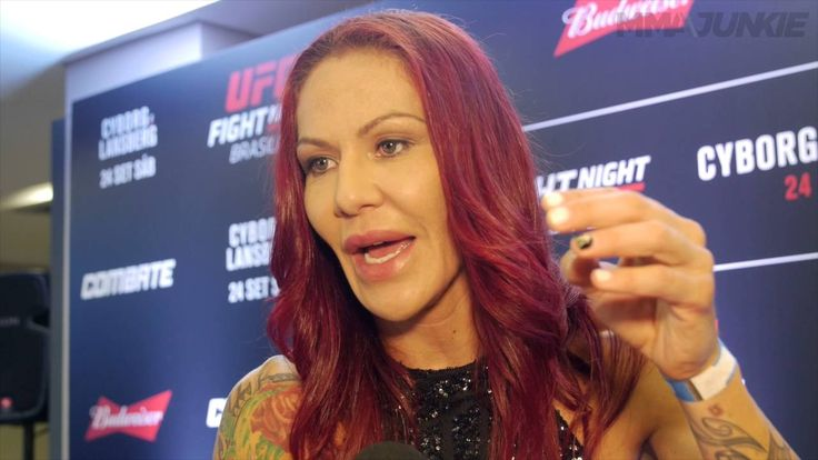 Cristiane 'Cyborg' Justino and Lina Lansberg discuss the final days of c...