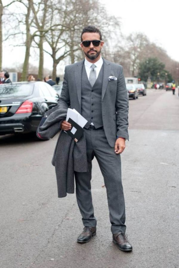 29 Rules of Wearing Suits Every Man Should Know ...