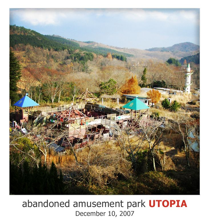 Abandoned Amusement Park, Best