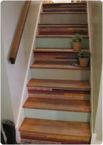 Enjoyable Wooden Steps. yardsticks 55 best Stairs images on Pinterest  Banisters Staircase ideas