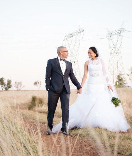 Bianca And Reagan's Pretoria Nuptials
