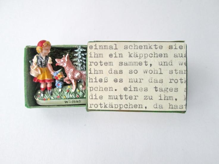 mano kellner, art box nr 345, im wald 2 - sold -