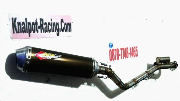 knalpot racing klx dan d'tracker