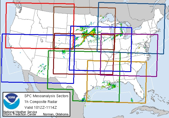National Weather Service - Storm Prediction Center