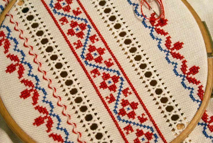 """palóc hímzés  hungarian folk art : """"Paloc"""""""