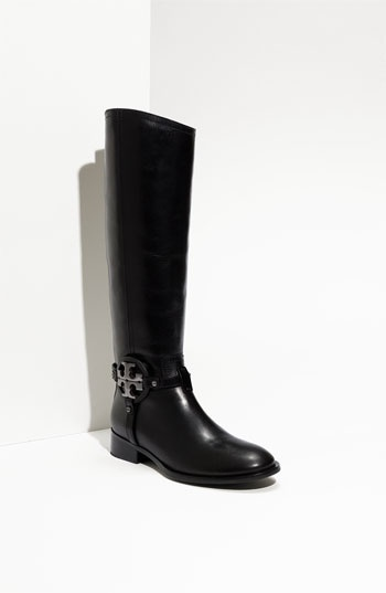 Tory Burch 'Aaden' Tall Boot | Nordstrom - StyleSays: Burch Boots, Tall Boots, Tory Boots, Shoes Boots, Tory Burch, Black Boots, Boots Booties, Riding Boots