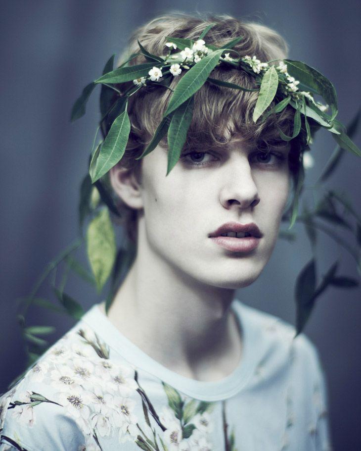 """""""In Bloom"""" by Jason Hetherington for Observer Magazine"""