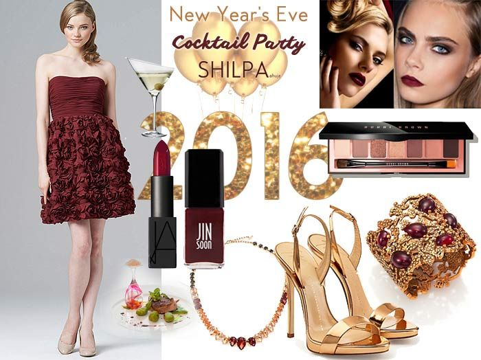 New Year's Eve Dresses 2015 | How to Dress for all types of parties!