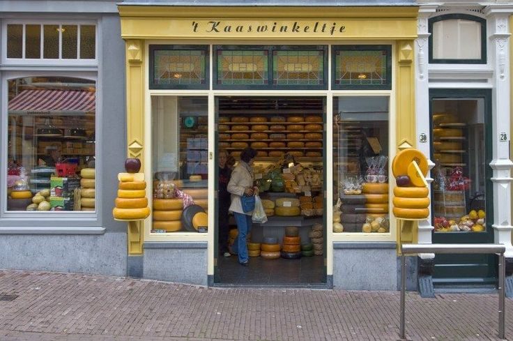 The Most Adorable Cheese Shops in the World
