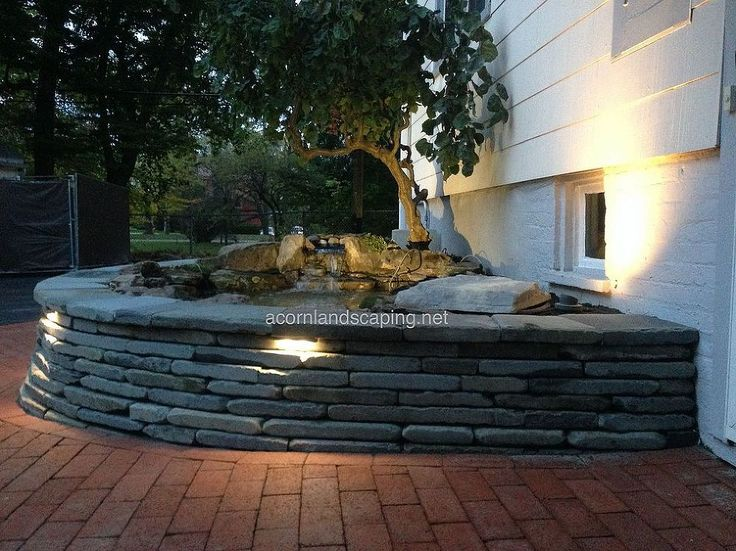 12 best images about goldfish pond on pinterest gardens for Koi pond builders near me