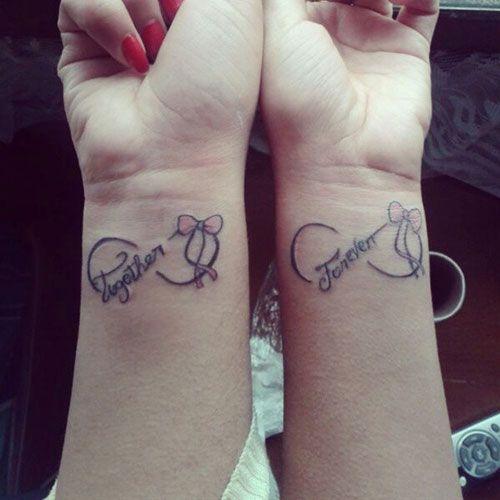 Les 25 meilleures id es de la cat gorie tatouages s urs - Tatouage de soeur ...