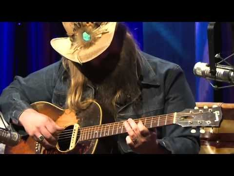 Chris Stapleton - Whiskey and you acoustic - YouTube