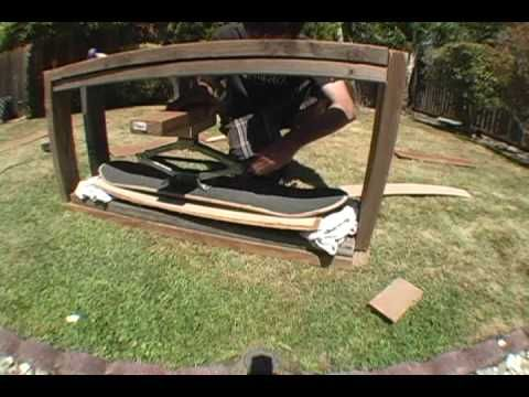 How To Make Your Own Skateboard From Scratch - YouTube