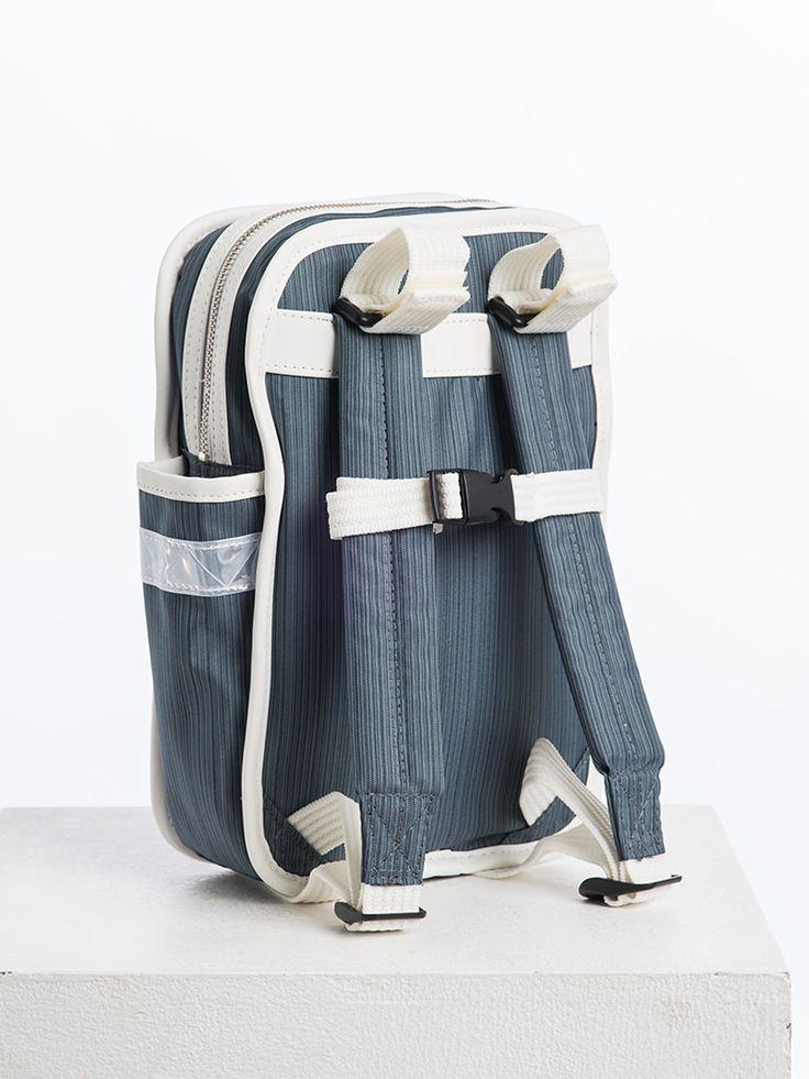 Goodordering – Graphite Kids Mini Backpack – Grey