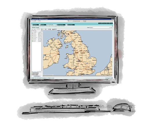 Roadnet Info Center - Analyse Historical and Real-Time Transport Data  Roadnet Info Center®records routes, deliveries, signatures, times and distances, building up a picture over time to show you what you're doing right – and where things are going wrong.
