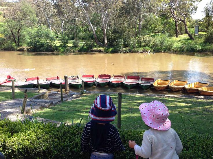 Situated on the banks of the Yarra River is Melbourne's oldest operating Boathouse. First opened in 1864 this wooden boathouse has been fabulously restored and now houses a Restaurant, a Cafe, Kiosk and Boat hire. A great way to spend the afternoon with the family is to hire a rowboat