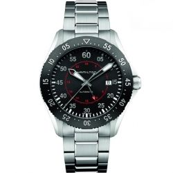 Hamilton Khaki Aviation Pilot GMT Watches H76755135