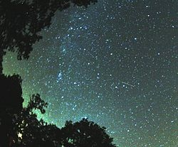 The Delta Aquarid (7/28-29, 2012)and Perseid (8/12-13, 2012) meteor showers combine around late-July to early-August to create what most consider the best and most reliable meteor display for Northern Hemisphere observers. Woot!
