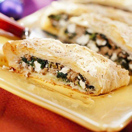 Easy cheese strudel recipes