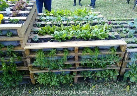 20 Creative Ways to Upcycle Pallets in your Garden. ☀CQ #backyard #outdoor #garden